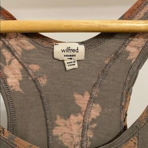 Wilfred Tops - Wilfred | Racerback Tank Top
